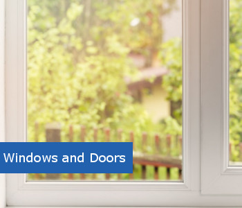 windows and doors in Suffolk with CRS home improvements